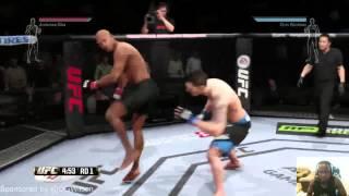 UFC - UFC Gameplay - KNOCK OUT ARTIST! | UFC KNOCKOUTS | UFC 2014