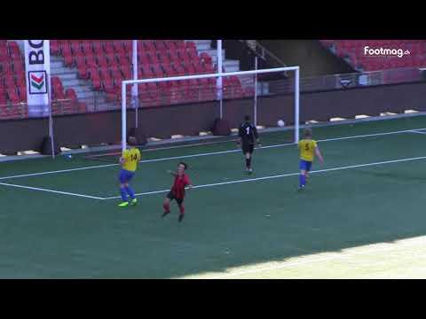 But Gabriel De Stefano assist gardien (Neuchâtel Xamax FCS)
