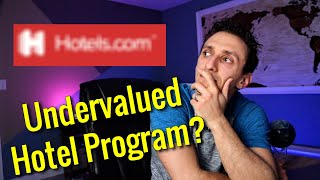 Is Hotels.com The BEST HOTEL LOYALTY Program For Travelers?