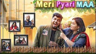 MERI PYAARI MAA ( माँ  ) | Living With Mom | Awanish Singh