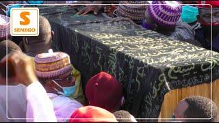 Médina Baye : Les obsèques du défunt Khalife Cheikh Ahmed Tidiane I. Niass