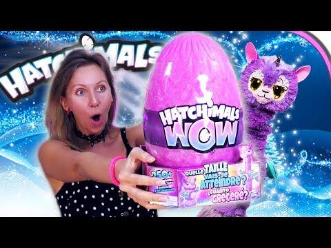 Hatchimals WOW 💥 Riesiges Lalacorn Ei ausbrüten 🐣 Unboxing deutsch