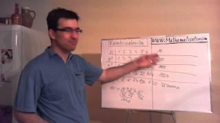 Kombinatorika - faktoriály - úvod