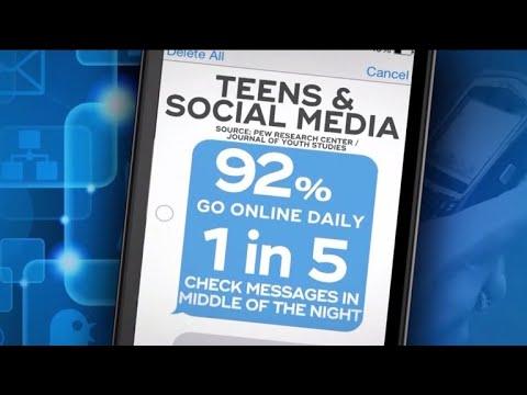 Former Facebook execs raise concerns about social media's impact