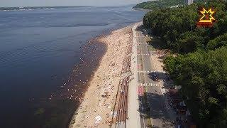 На Московской набережной появится дорожка для катания на роликах