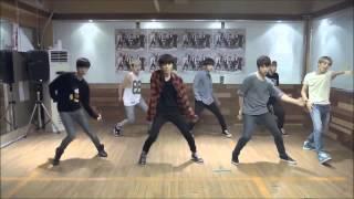 [Mirrored] Infinite - Last Romeo -  Dance Practice Version