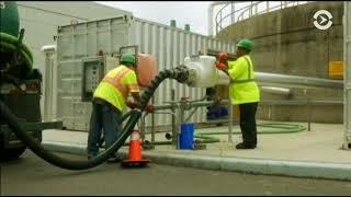 Инновации: твердые отходы канализации как источник энергии