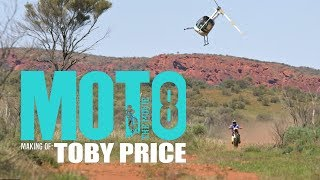 Moto 8: The Movie - Behind the Scenes - Toby Price