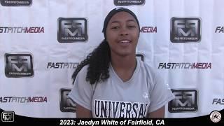 Jaedyn White