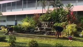 preview picture of video 'มวยทะเล ครูชมพู่ปะทะกับนักเรียนม.2'