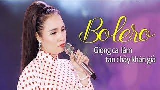 """Ngây Người với Cô Ca sĩ Xinh Đẹp Hát Bolero - LK Trữ Tình Bolero """"Ông Mở Bà Khen Hay"""""""