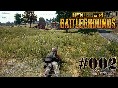 Auf der Lauer zum Erfolg ★ #2 ★ We Play Playerunknown's Battlegrounds [HD|60FPS]