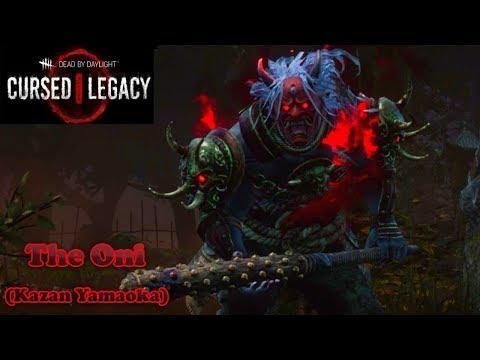 Dead By Daylight | Cursed Legacy DLC: Chapter 14 | The Oni (Kazan Yamaoka) Killer Animation & Theme