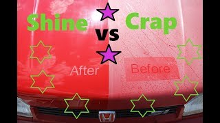Extreme Polishing -- From Crappy to Shining - Chemical Guys and 3M Polish - Video Youtube