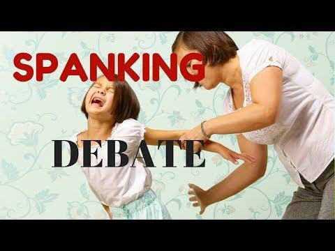 The Great Spanking Debate: Walter Block vs Tim Moen