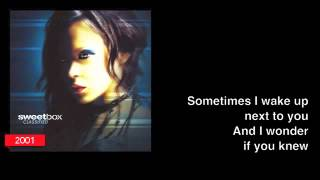 "SWEETBOX ""EVERYTIME"" Lyric Video (2001)"