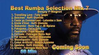 Best Rumba Selection Mix 7 | Fally Ipupa x Koffi x Lutumba x JB x Wemba x Heritier x Fabregas
