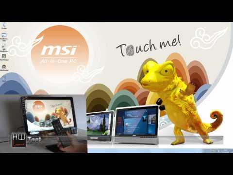 MSI Wind Top AE2210 All-In-One: Video Recensione - HW Legend