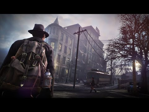 The Sinking City - A Delicate Matter - Commented Gameplay Video