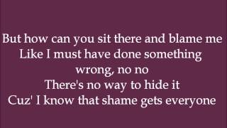 Shoulda Known - Cut One (Dance Moms) - Lyrics