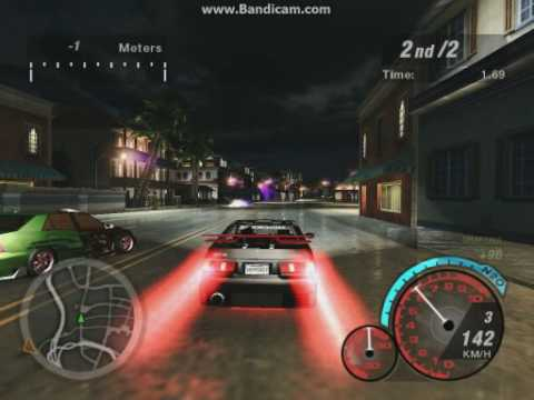 Need For Speed Underground 2: how to win an outrun race