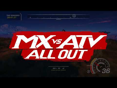 MX vs ATV All(most) Out Trailer thumbnail