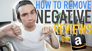 How I Removed a Negative One Star Review on Amazon in 2020!
