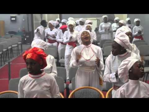 C&S Youth UK (Winter 2015 Revival) - Worship Songs (Ariya)