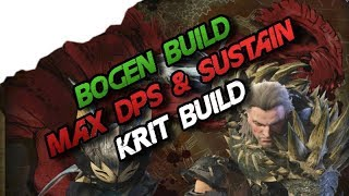 Monster Hunter World - Krit Bogen Build, Max DPS & Sustain (Deutsch/German) - MHW