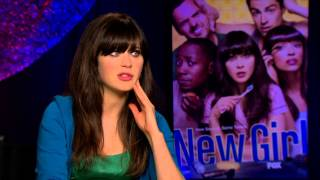 New Girl - Interview with Zooey Deschanel