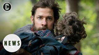 A Quiet Place Monsters Explained by John Krasinski - Video Youtube