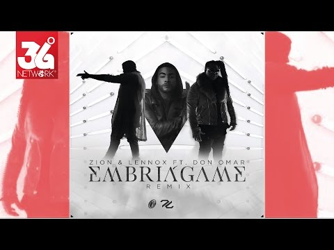 Embriágame (Remix - Letra) - Don Omar (Video)