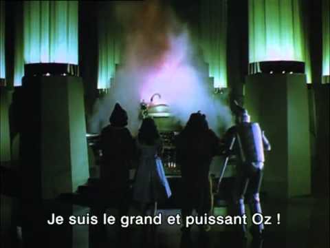 Le Magicien d'Oz : bande-annonce