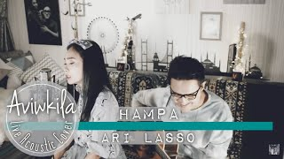 Gambar cover Ari Lasso - Hampa (Aviwkila Cover)