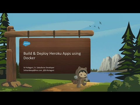 4cf9ca75bf2ef This session gives you a brief introduction to Docker, followed by an  interactive demo of deploying Docker images to Heroku. You'll leave with a  solid ...