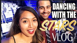 DANCING WITH THE STARS SEASON 26 SHOW EXPERIENCE | HAVEN EVERLY VLOGS