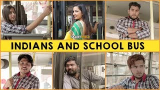 Indians And School Bus | School Days