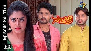 Savithri   9th January 2019     Full Episode No 1176   ETV Telugu