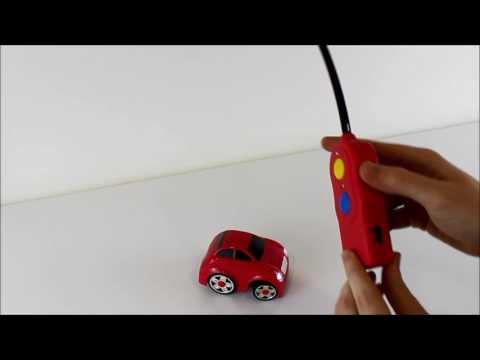 Oplaadbare Bestuurbare Easi-Cars® (set van 4)
