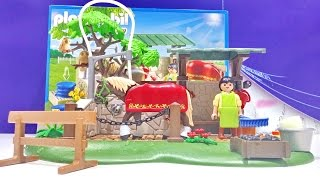 PLAYMOBIL Country 5225 Horse Care Station ❤ For Kids Worldwide ❤