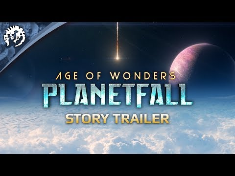 Age of Wonders: Planetfall Story and Pre-Order Trailer PEGI thumbnail