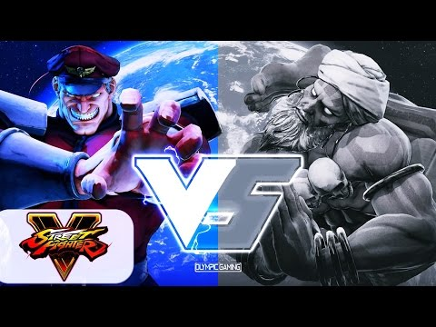 TS Sabin (Dhalsim) Vs Climax ( M. Bison) Street Fighter 5/V Gameplay