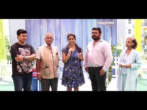 Mahindra Happinest Boisar - Mr. Sudarshan Maladkar Testimony