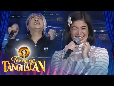 tawag ng tanghalan vice and anne feel giddy towards tnt cont