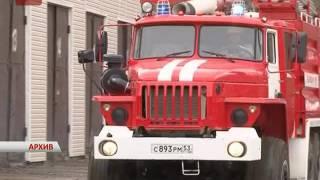 Похолодание помогло в борьбе с лесными пожарами в Новгородской области