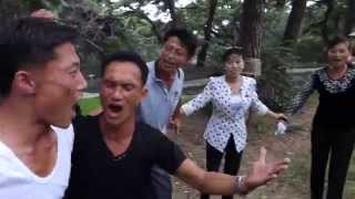 Singing and Bonding with North Koreans