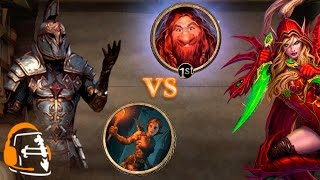 The Elder Scrolls: Legends vs Hearthstone