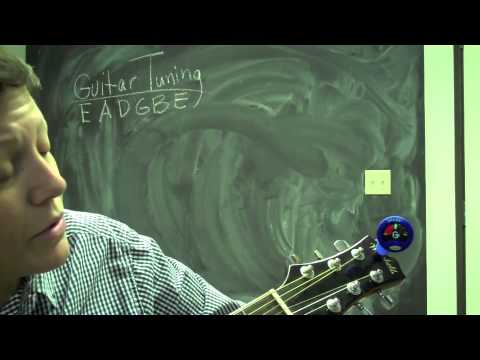 How to Tune a Guitar: Simple & Easy with Snark Tuner