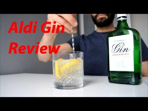 Aldi Gin Review