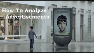 How to Analyze Advertisements
